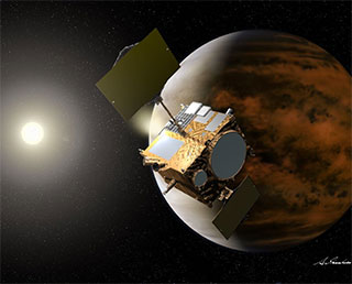 Japan Space Agency Plans Second Try for Venus Orbit