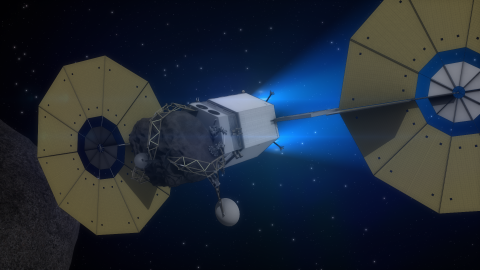 NASA Announces Progression of Asteroid Redirect Mission, Journey to Mars