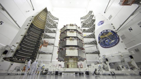 NASA Prepares to Launch Magnetospheric Multiscale Spacecraft to Study Earth's Dynamic Magnetic Space Environment