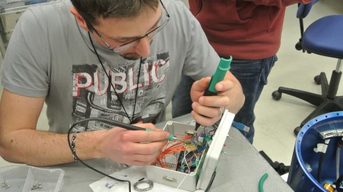 REXUS program helps get Student Experiments Launched into Space