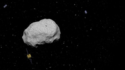 ESA Begins Work on Asteroid Impact Mission
