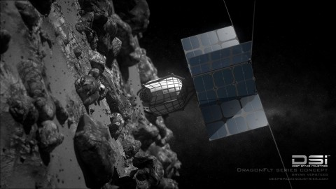 Deep Space Industries to Develop Asteroid Resource Technologies For NASA