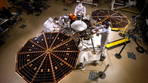 NASA Continues With Planning of Mars Journey