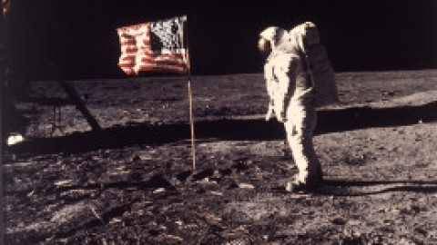 Russia just questioned the Moon Landing!
