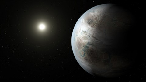 NASA's Kepler Mission Discovers Earth's 'Older Cousin'