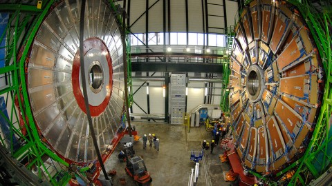 CERN Researching a Superconducting Shield To Protect Astronauts
