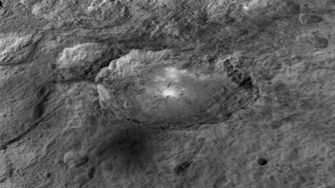 Take Your Own Cruise Over Ceres