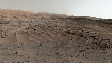 NASA Unveils Mars Research Tools for Everyone