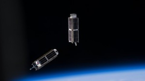 NASA Promoting CubeSats for Low-Cost Space Exploration