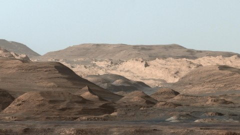 NASA Soliciting Help Developing Mars Mission