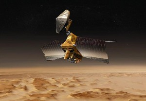 NASA to Rewrite Onboard Memory of Mars Orbiter