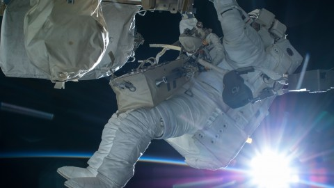 Record Number of Americans Apply to be Astronauts